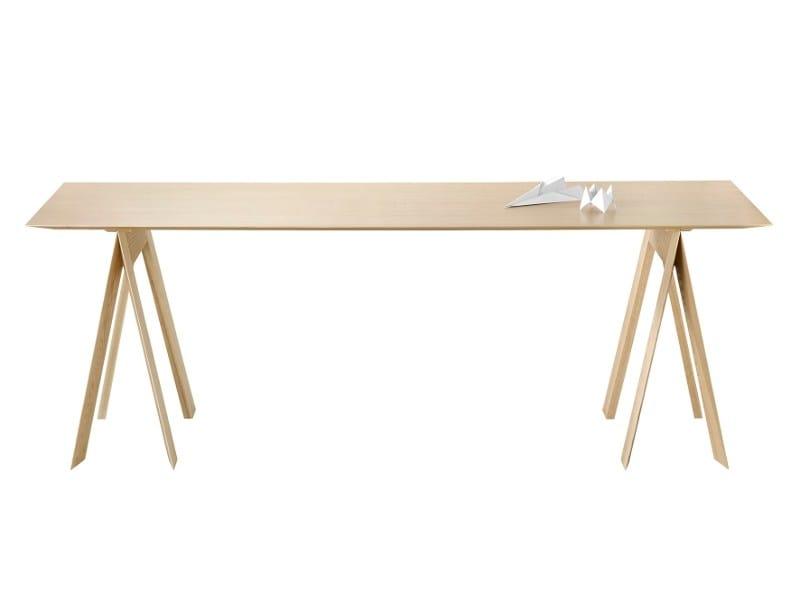 Rectangular dining table CARDS - ASPLUND