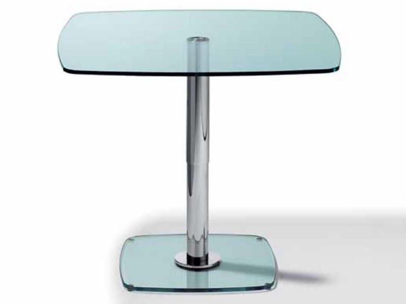 Height-adjustable coffee table P 430 - 431 - 432 | Coffee table - Ronald Schmitt