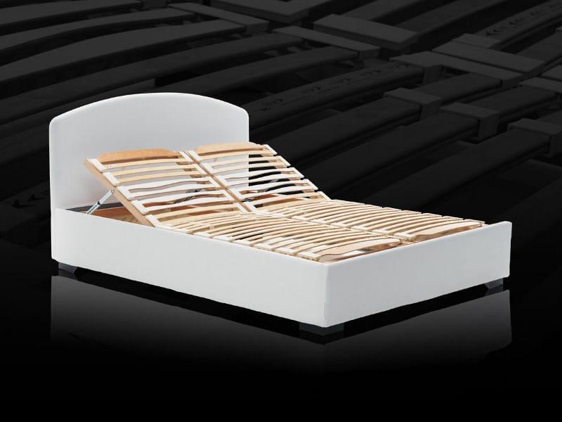 Slatted adjustable bed base Adjustable bed base by Milano Bedding