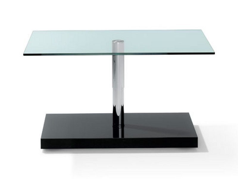 Height-adjustable coffee table K 436 | Coffee table by Ronald Schmitt