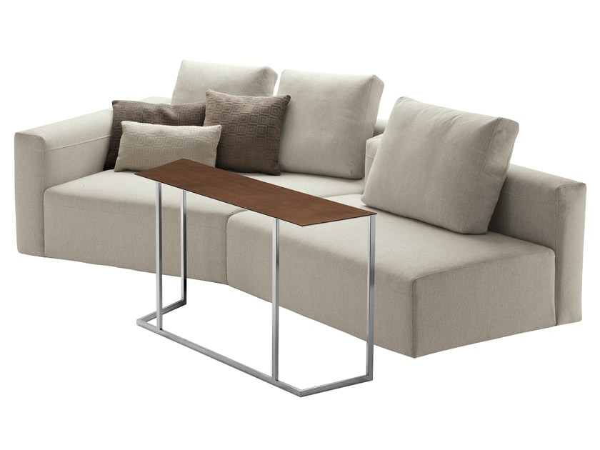 Sectional sofa with removable cover PARTY | Sofa - Zanotta