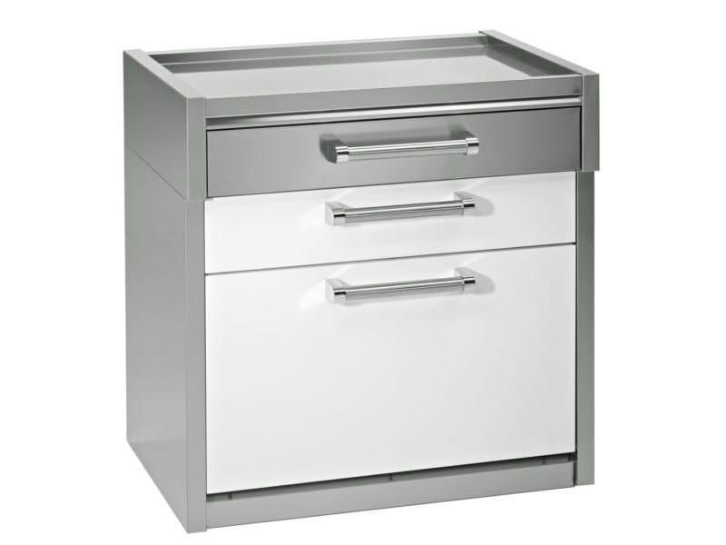 Stainless steel kitchen unit GENESI | Kitchen unit - Steel