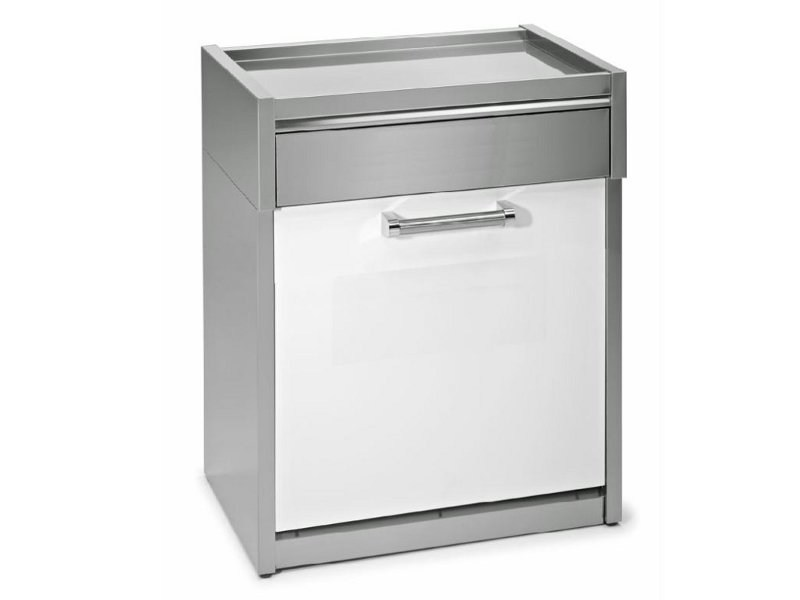 Stainless steel dishwasher / kitchen unit GENESI | Dishwasher - Steel