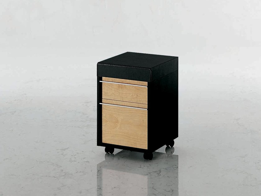 Office drawer unit with casters RIBBON | Office drawer unit - i 4 Mariani