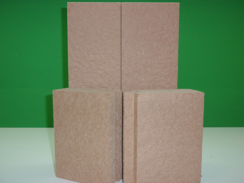 Wood fibre thermal insulation panel SACE SPECIAL - Sace Components