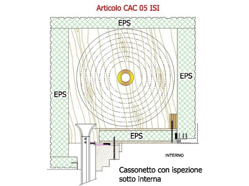 Box for roller shutter Cassonetti copritapparella - Fanzini