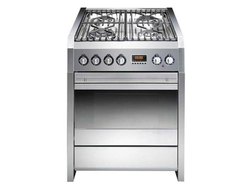 Stainless steel cooker SINTESI 70 - Steel