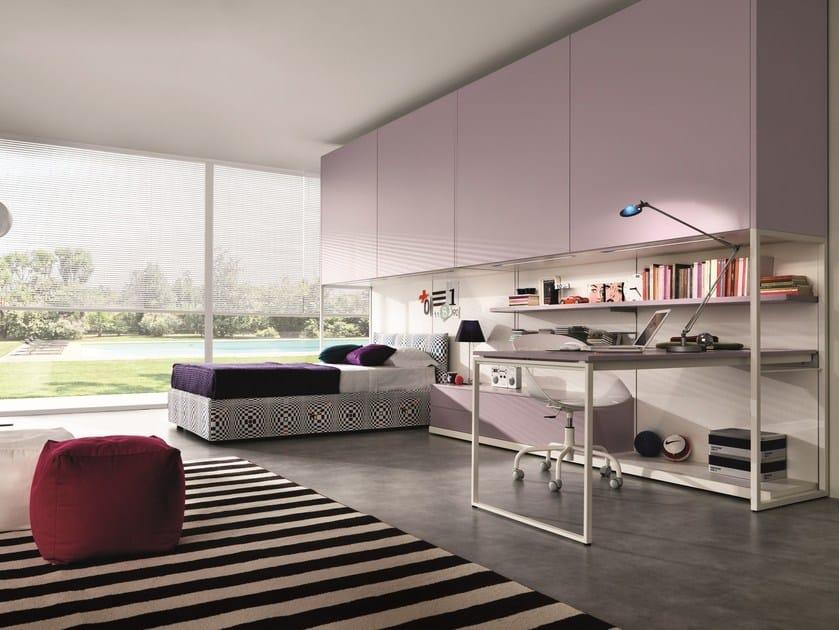 Bedroom set for boys Z010 | Bedroom set - Zalf