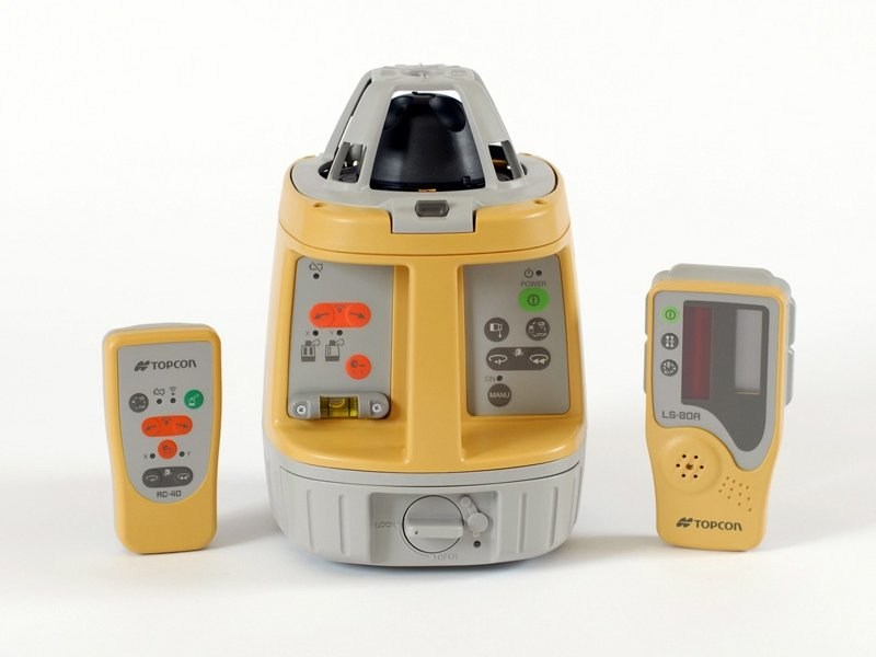 Optical and laser level TOPCON RL-VH4DR by Topcon