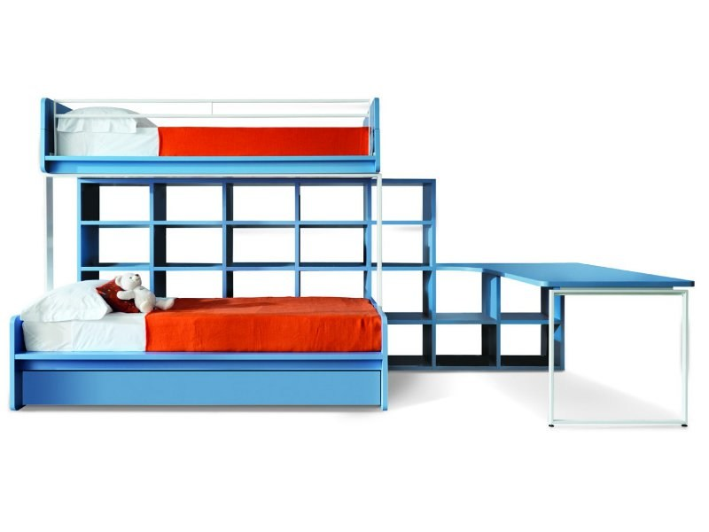 Convertible bunk bed CASTELLO DI ROBIN - Zalf