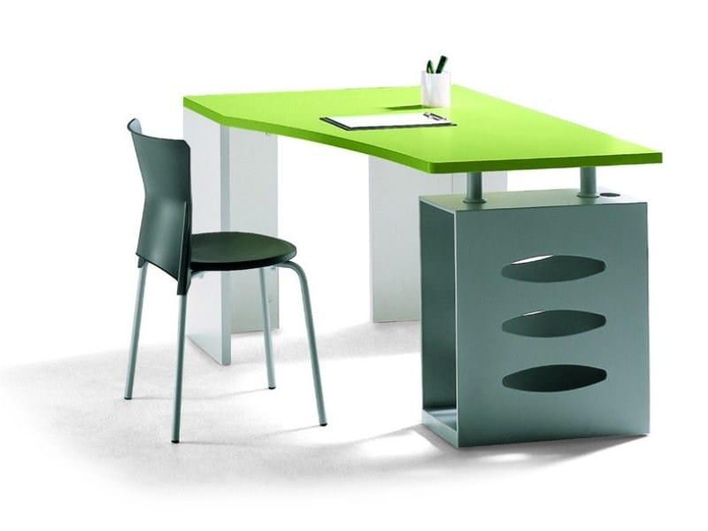 Writing desk ROUND DESK - Zalf