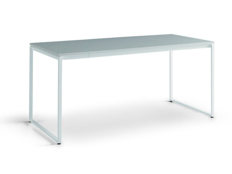Metal writing desk SCRIBA - Zalf