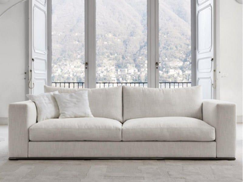 Upholstered sofa ozium collection by d sir e design for Imagenes de sofas modernos