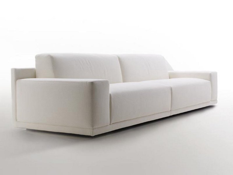 Sofa with removable cover MOHAY - Désirée