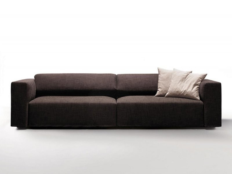 Sofa with removable cover TIBET - Désirée