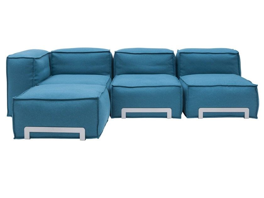 Sectional sofa TERRA - SOFTLINE