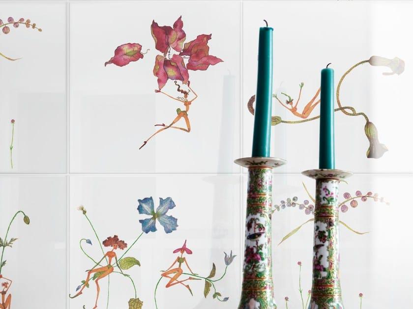 Ceramic wall tiles FATINE BUFFE by Ceramica Bardelli