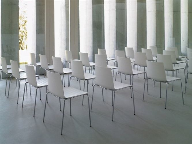 Reception chair FLEX | Chair - Andreu World