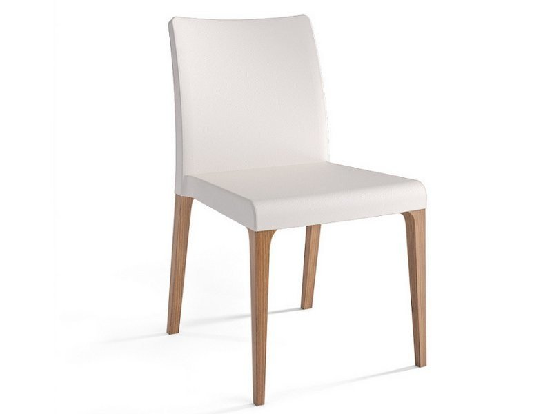 Upholstered chair ZOE | Chair by Cizeta