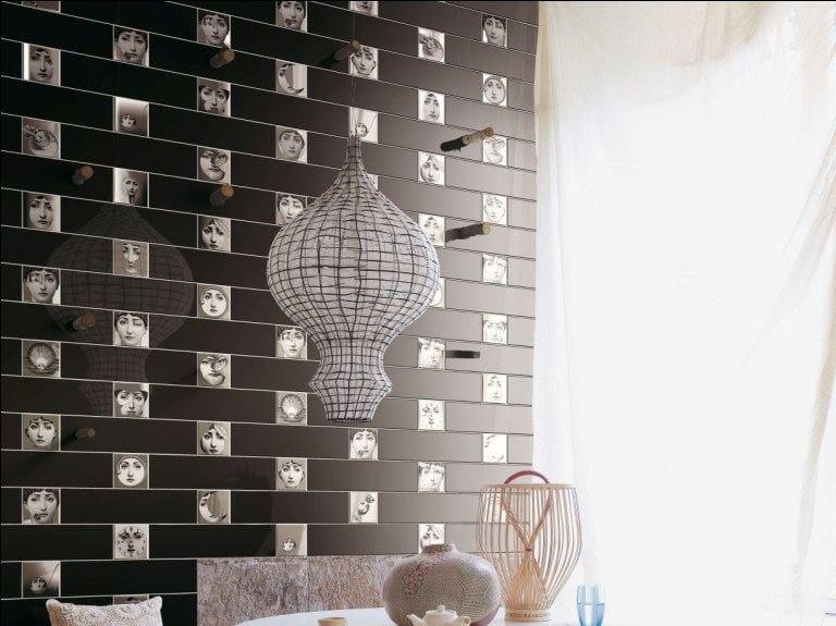 Ceramic wall tiles TEMA E VARIAZIONE 2 by Ceramica Bardelli