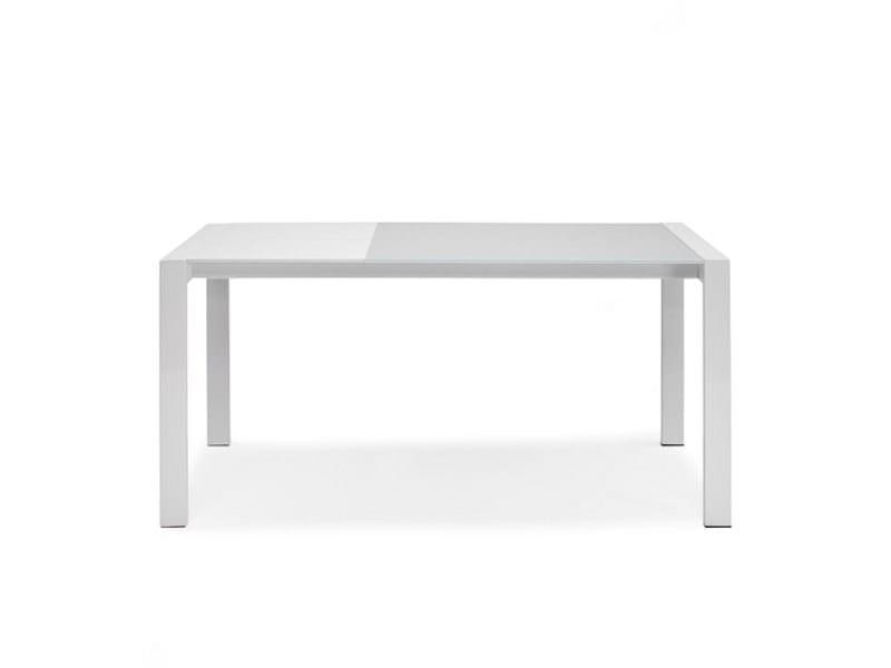 Tavolo allungabile rettangolare da pranzo zoom by scab design - Tavolo allungabile a ribalta ...