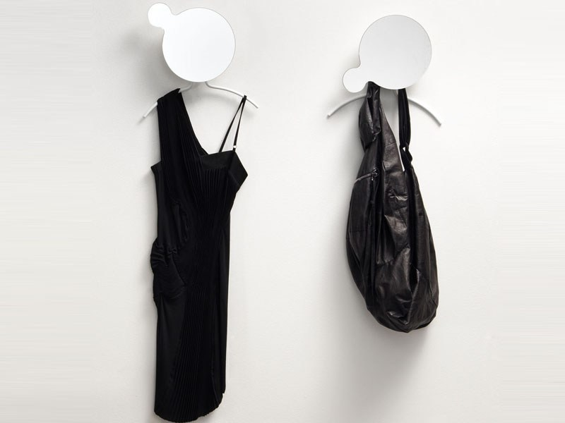 Design wall-mounted mirror FACE - Ex.t