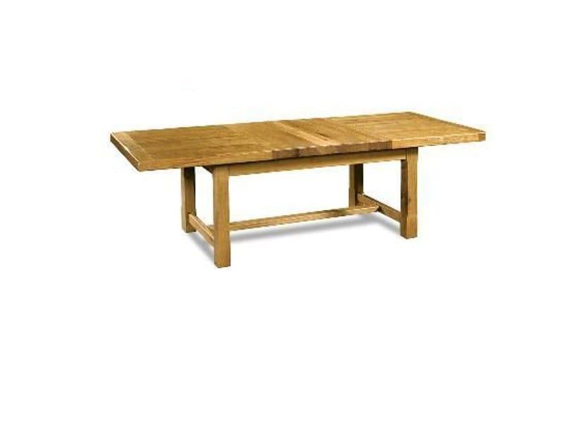 Extending wooden table VENEZIA | Table by Domus Arte