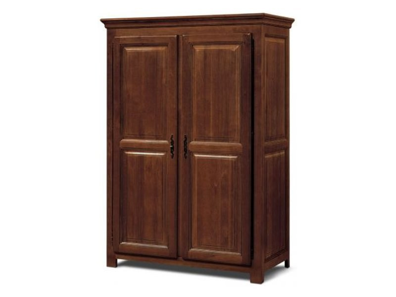 Wooden wardrobe VANDÈE | Wardrobe - Domus Arte