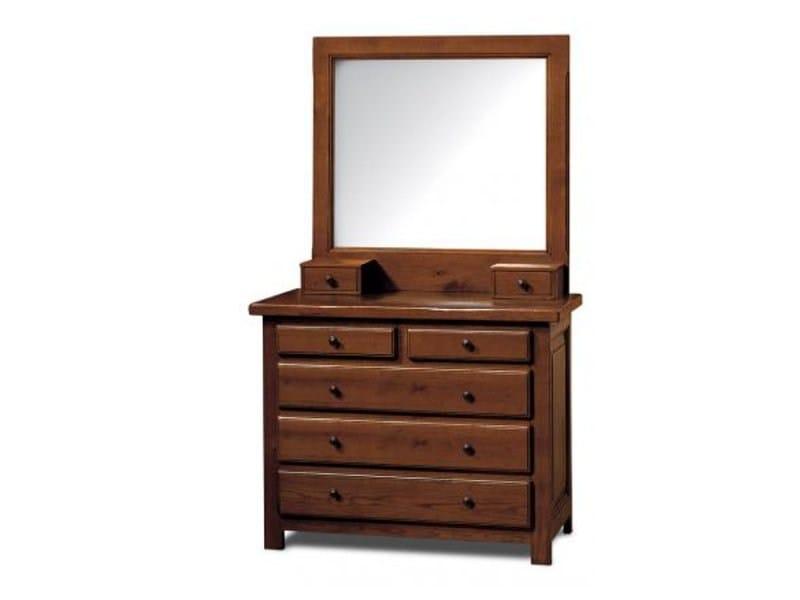 Wooden dresser VANDÈE | Dresser - Domus Arte