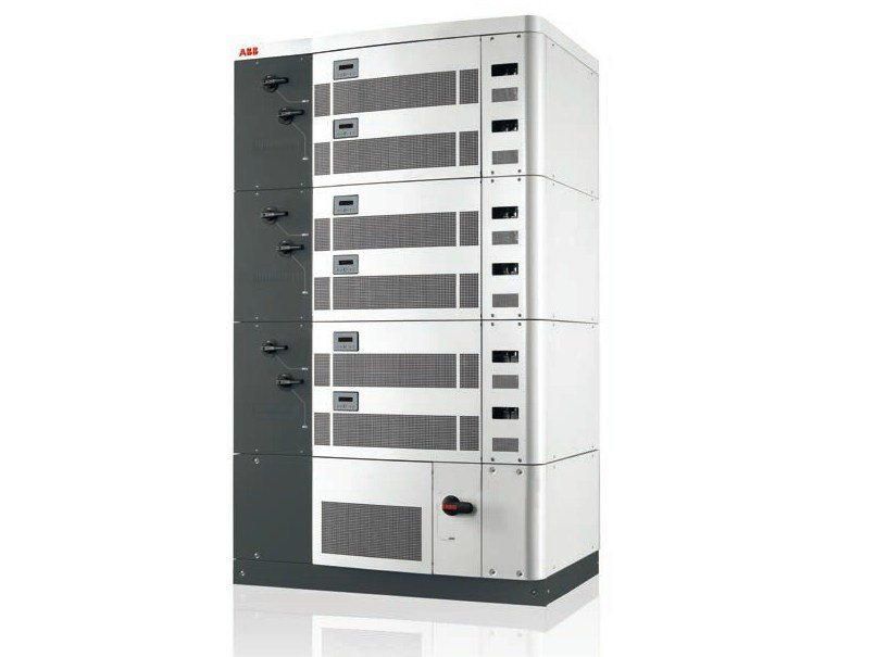 Three-phase Inverter for photovoltaic system PVI-334.0 by ABB
