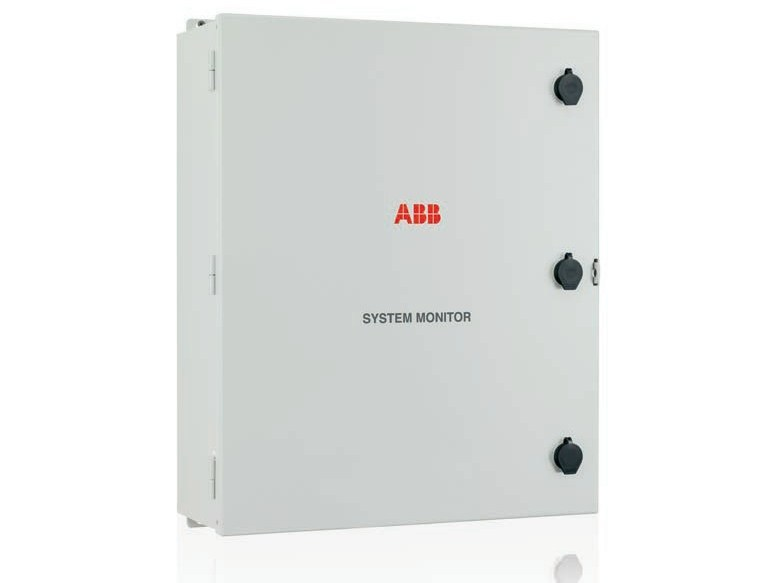 Monitoring system for photovoltaic system VSN730 System Monitor - ABB