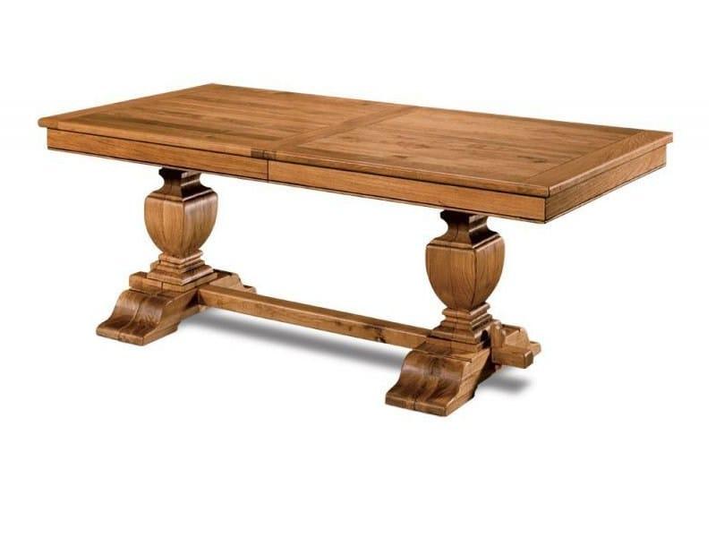 Extending table AUVERGNE | Table - Domus Arte