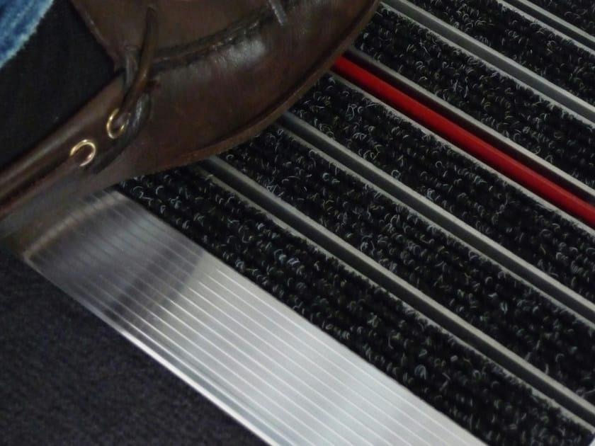 Technical mat TOP CLEAN TREND® - GRIDIRON GRIGLIATI