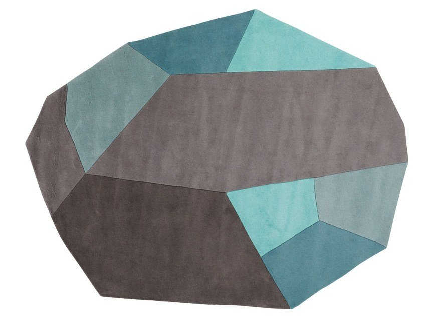 Wool rug MENHIR - ROSET ITALIA