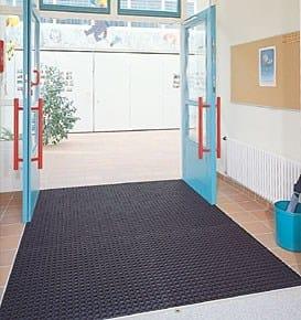 Rubber Technical mat DOMINO® - GRIDIRON GRIGLIATI