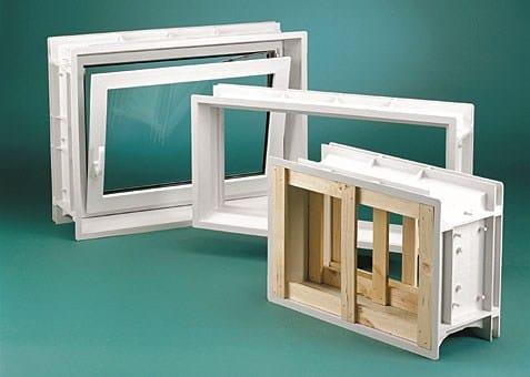 Monoblock window ELITE - GRIDIRON GRIGLIATI