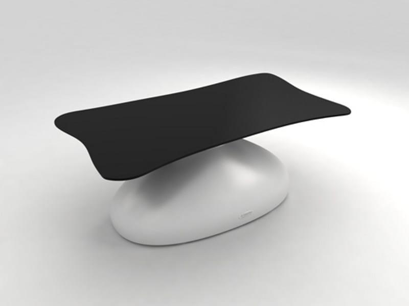 Tavolino basso rettangolare APOLO CENTRO | TAVOLINO - LAMALVA