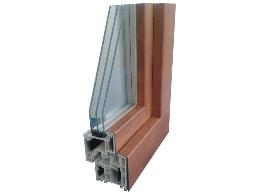 Aluminium and PVC window ENERGETO® | Aluminium and PVC window - Diquigiovanni