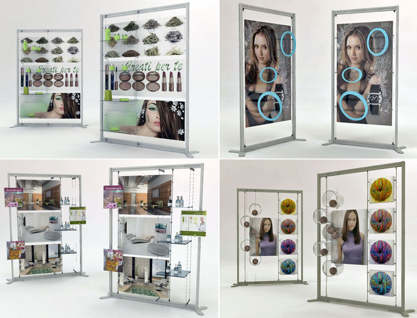 Modular display unit INUNO | Display unit by STUDIO T