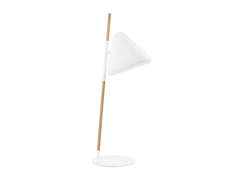 Direct light floor lamp HELLO - Normann Copenhagen