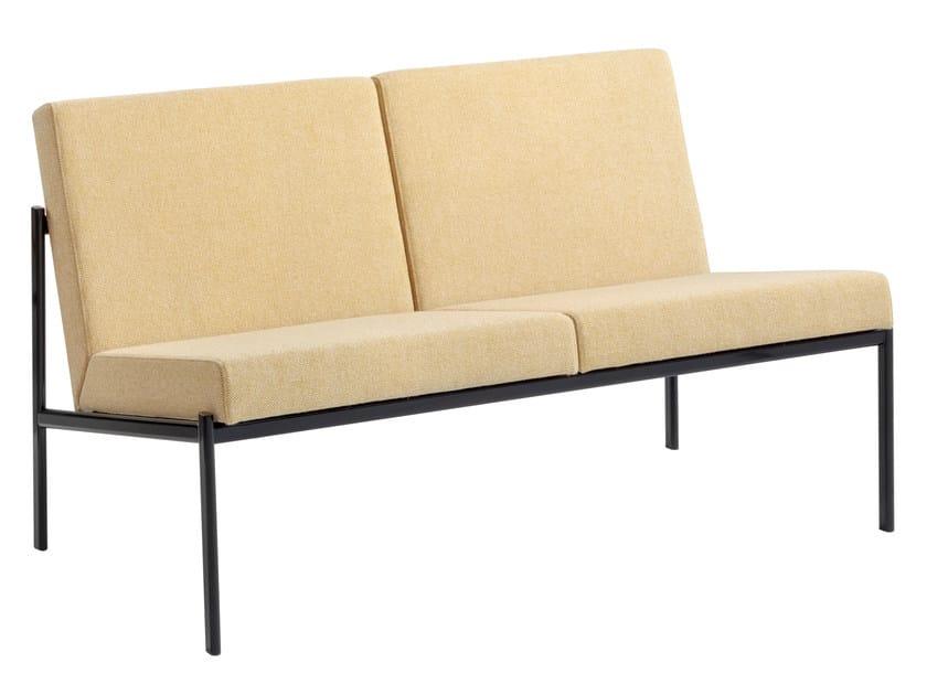 Steel sofa KIKI | Upholstered sofa - Artek