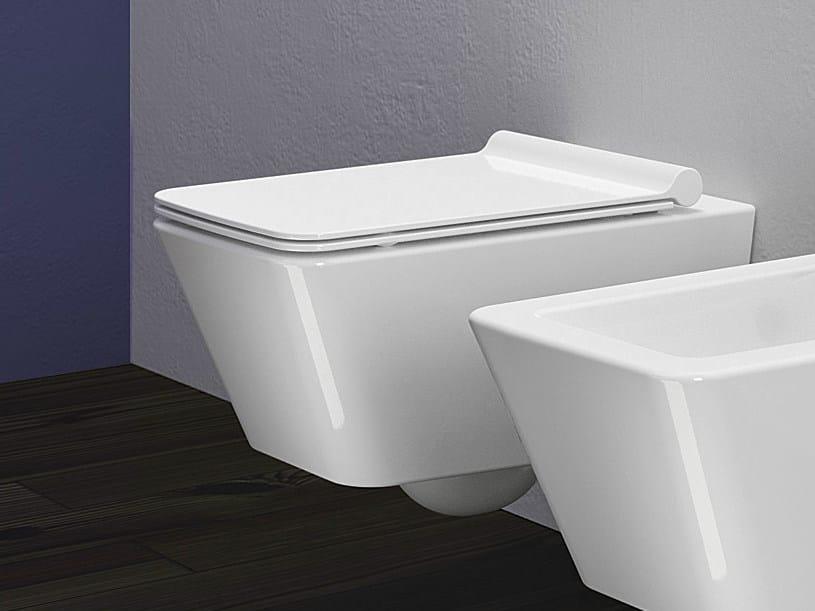 Ceramic toilet PROIEZIONI 56 | Toilet - CERAMICA CATALANO