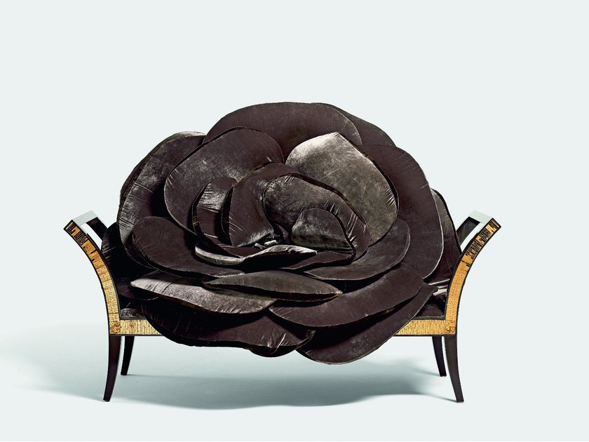 Small sofa SEDUCTION - Sicis