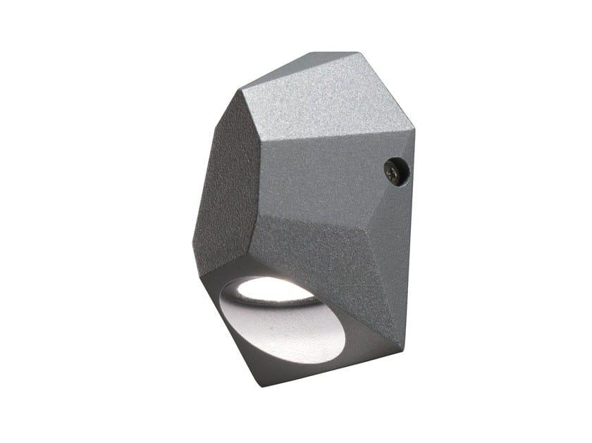 LED aluminium Wall Lamp Asperitas - AXO LIGHT
