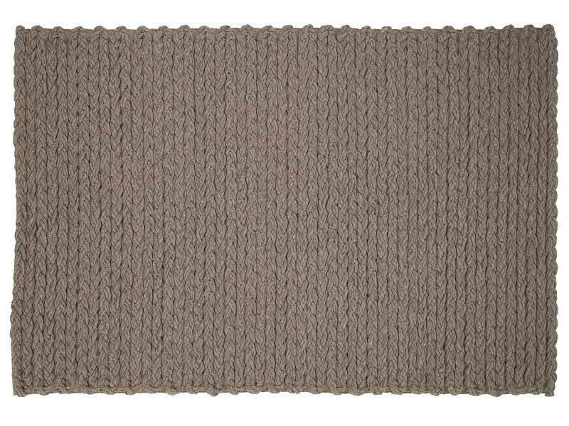 Rectangular wool rug TRENZAS | Rectangular rug - GAN By Gandia Blasco