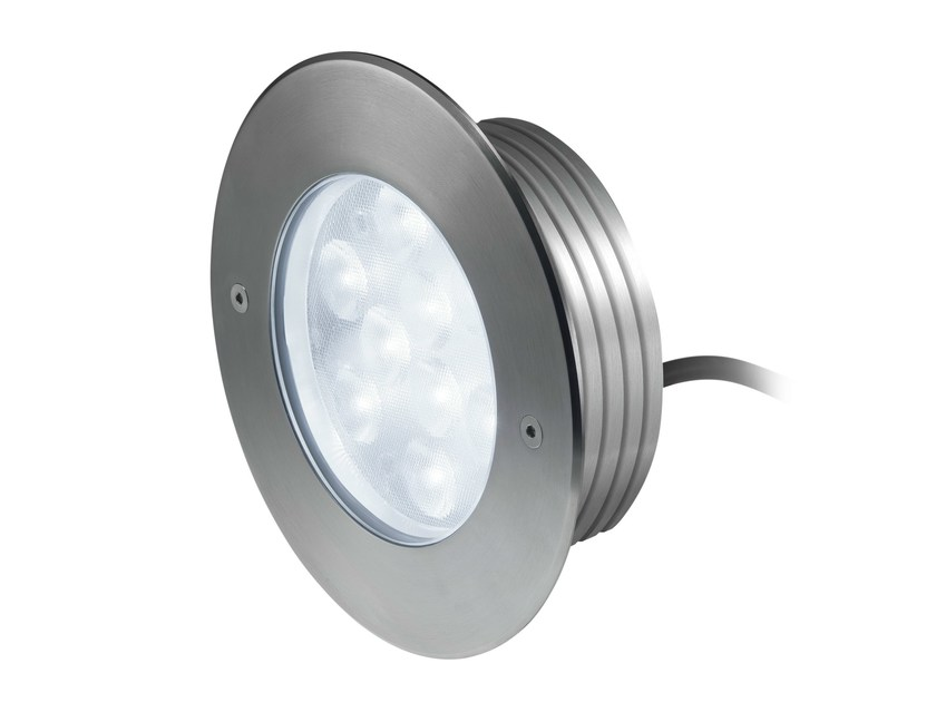 ILLUMINAZIONE DA INCASSO A LED A PAVIMENTO POGGIO LINEA MIND-LED BY AXO LIGHT