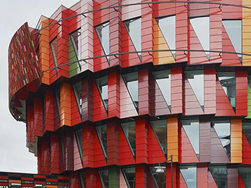 Ventilated facade MOEDING LONGOTON® by Kalikos