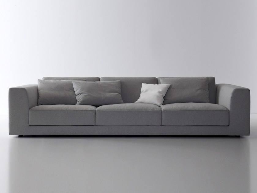 Fabric sofa with removable cover BRYANT - Nube Italia