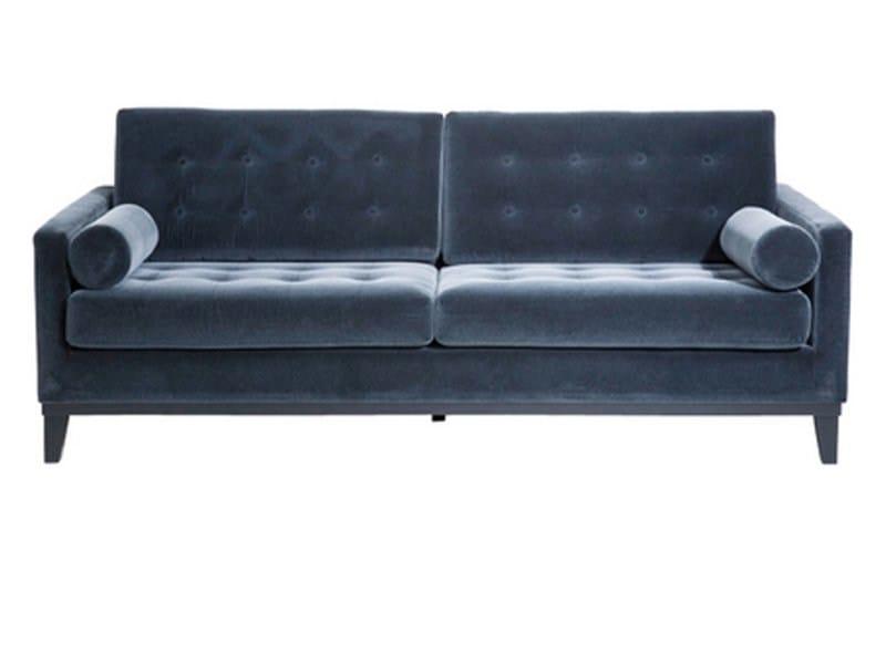 2 seater velvet sofa CASINO | Sofa - KARE-DESIGN