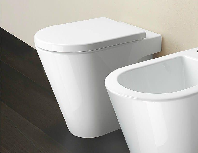 Ceramic toilet ZERO 55 | Toilet - CERAMICA CATALANO